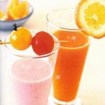 Súper zumos - Selecciones